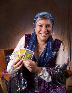Psychic Entertainer, Barbara G Meyer