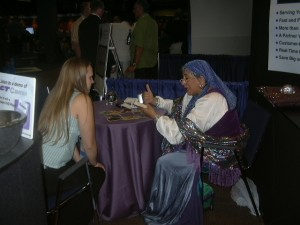 Corporate Psychic Entertainer in Chicago